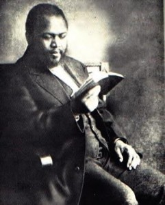 William J. Seymour, der Führer der Azusa-Street-Erweckung